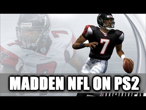 A Look Back at Madden NFL on the PS2