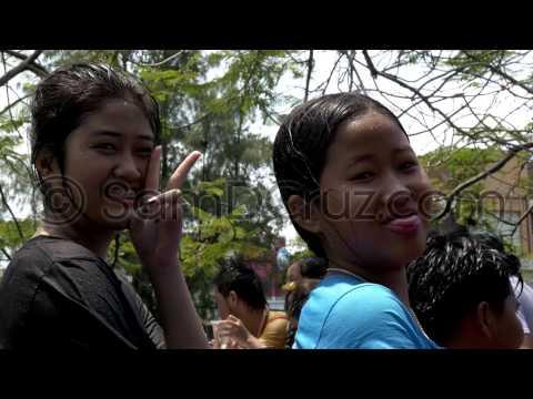Songkran 2015 - Chiang Mai, Thailand (New Year)