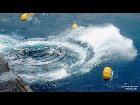 UFO, Terror en el Oceano Pacifico