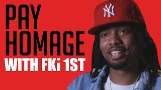FKi 1st Pays Homage to Timbaland and Mannie Fresh's Production