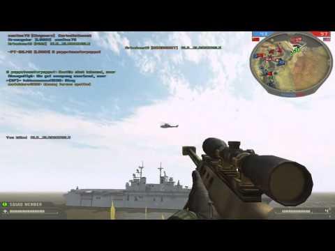 Nice HeadShot - Battlefield 2