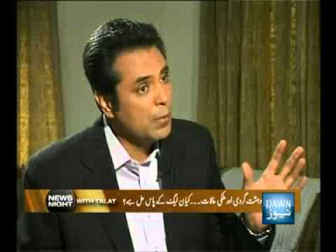 News Night with Talat - Ep 438 - Part 03