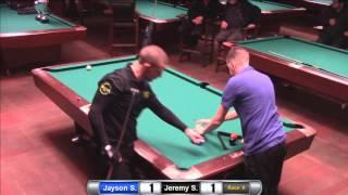 Jayson Shaw vs Jeremy Sossei - 27th Annual Ocean State 9-Ball Championship Finals