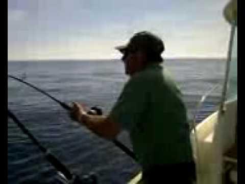 Toda una jornada de pesca al vivo: Doblete de PARGO Y CORVINA