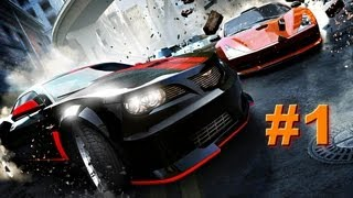 Ridge Racer Unbounded PC on GTX 580 - All Maximum Settings