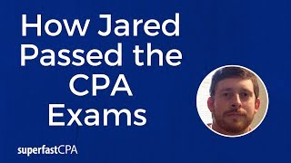 SuperfastCPA Reviews: How Jared Used SuperfastCPA to Pass All 4 Sections
