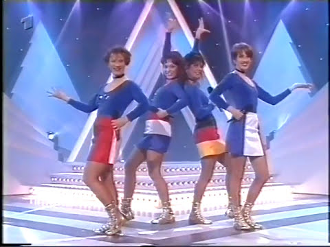 Eurocats - Surfen Multimedia - Deutsche Vorentscheidung Eurovision
