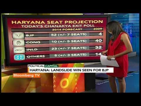 Political Capital- Exit Polls: BJP Seen Sweeping Maharashtra, Haryana