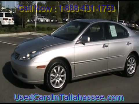 Used Cars Tallahassee Florida Presents : Used 2004 Lexus ES 330