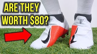 THE BEST $80 BOOTS EVER? - NIKE PHANTOM VISION ACADEMY - REVIEW + ON FEET