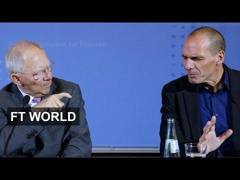 Greek-German showdown