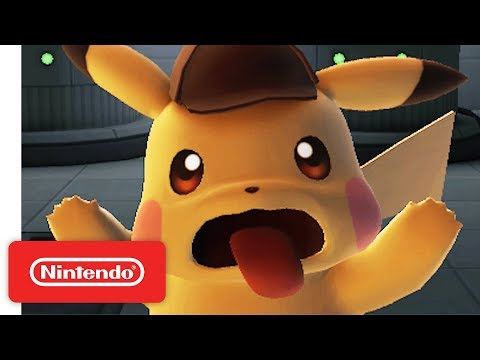 Detective Pikachu: This is No Ordinary Pikachu! - Nintendo 3DS