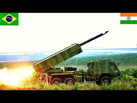 Brazil VS India Military Power Comparison 2017-16 HD
