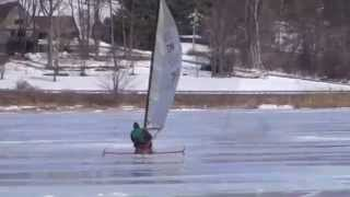 Hard Water Sailing with Greg Kohler