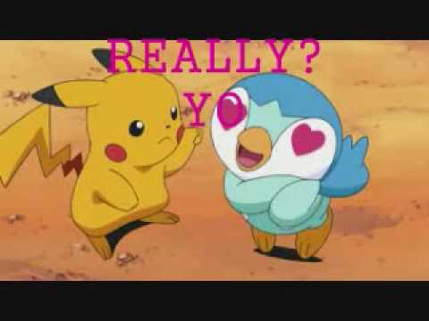 Piplup And Pikachu Love Story Episode 1 Youtube