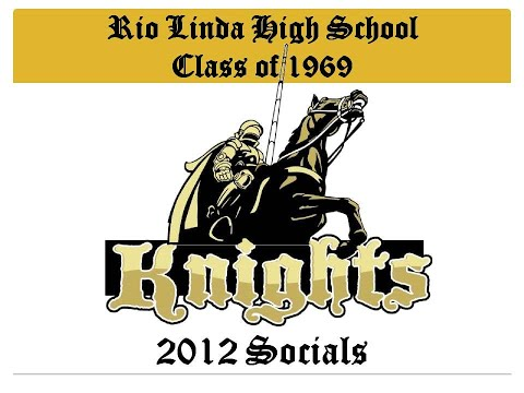 Rio Linda High School Class of 1969 Socials in 2012