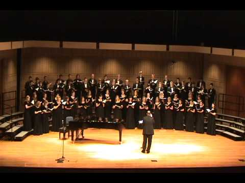 Earth Song - Frank Ticheli (South Dakota State University Concert...