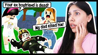 MY BEST FRIENDS BOYFRIEND IS DEAD! HE'LL NEVER BOTHER US AGAIN! - Roblox Roleplay
