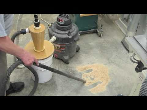 Shop Vac 5 Gallon Cyclone Separator Part 3