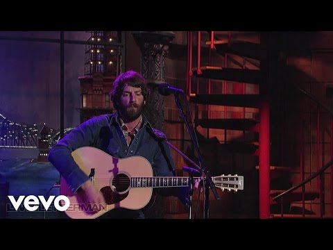 Ray LaMontagne - God Willin' & The Creek Don't Rise (Live on Letterman)