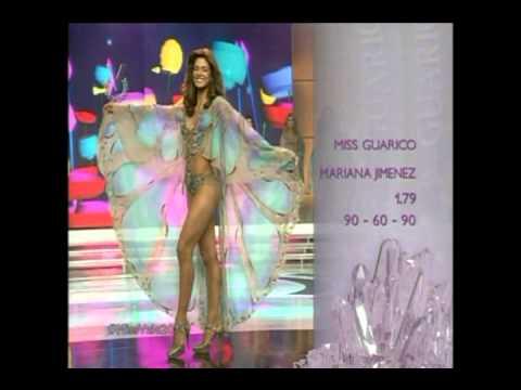 Desfile en traje de baño Miss Venezuela 2014