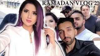 RAMADAN with SHAM and TEAM REBEL   RAMADAN VLOG 2   Fictionally Flawless
