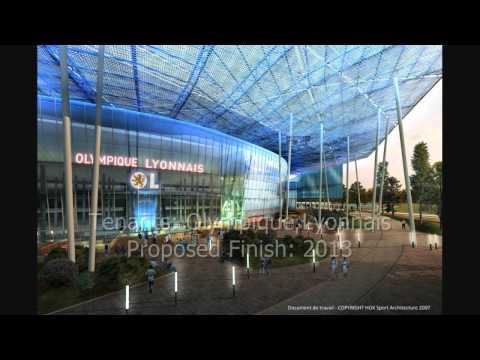 Top 10 Future Stadiums