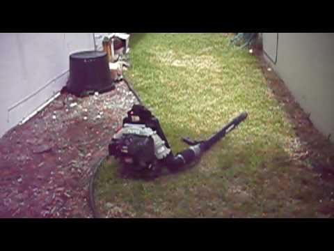 Fixed the Echo PB-403T Backpack Blower-