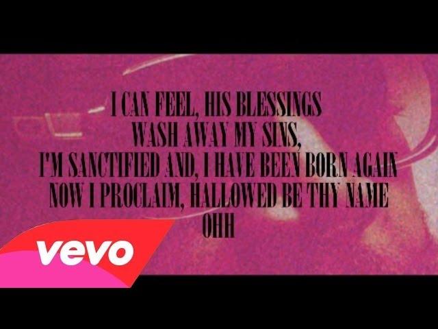 Rick Ross - Sanctified Feat. Kanye West amp Big Sean Lyrics MASTERMIND