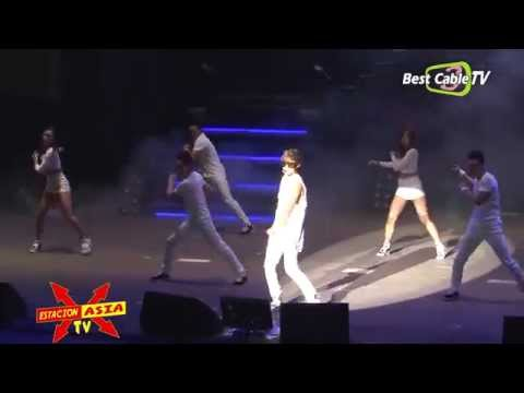 Concierto Kim Hyun Joong Lima PerÚ 2014 Estacion Asia Tv video