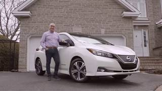 2018 Nissan LEAF: A Day in the Life of a Proud Owner