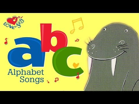Alphabet Song | abc song | Letter W | Children Love to Sing Kids Song