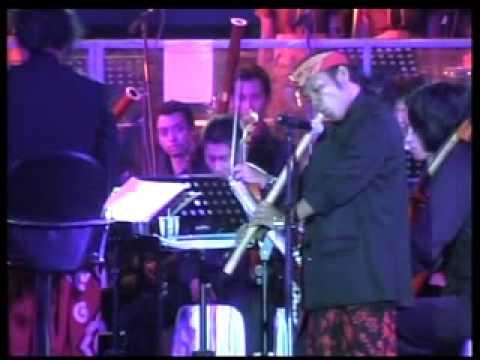 Nyanyian Minangkabau - Gadjah Mada Chamber Orchestra kolaborasi