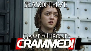 Game Of Thrones – Season 5 ULTIMATE RECAP!