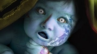 Speed Photoshop - Zombie Baby