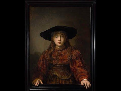 Galeria Lanckorońskich - Obrazy Rembrandta Zamek Królewski W Warszawie