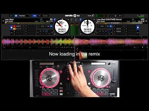 Fun Hip Hop & Trap House Transitions | Live DJ Set with Numark Mixtrack Pro 3