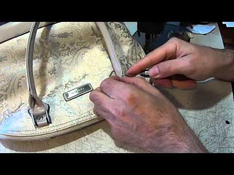 ремонт своими руками сумка