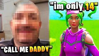 Catching a Fortnite Predator on my Little Sister