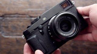Fujifilm X-Pro 2 :: MIRRORLESS RANGEFINDER CAMERA