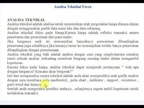 Tutorial belajar forex trading 5