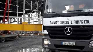 Galway concrete pumps