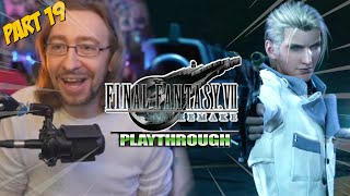 How Is Rufus so DAMN COOL?! : Final Fantasy VII Remake (Chpt. 17-3 | 18-1)