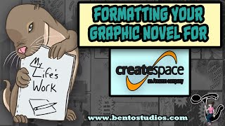 Formatting Your Graphic Novel