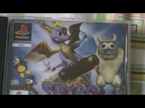My Spyro games part 1