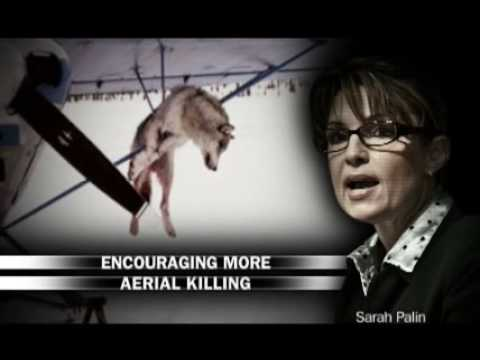 Sarah Palin s Ongoing Wolf Slaughter