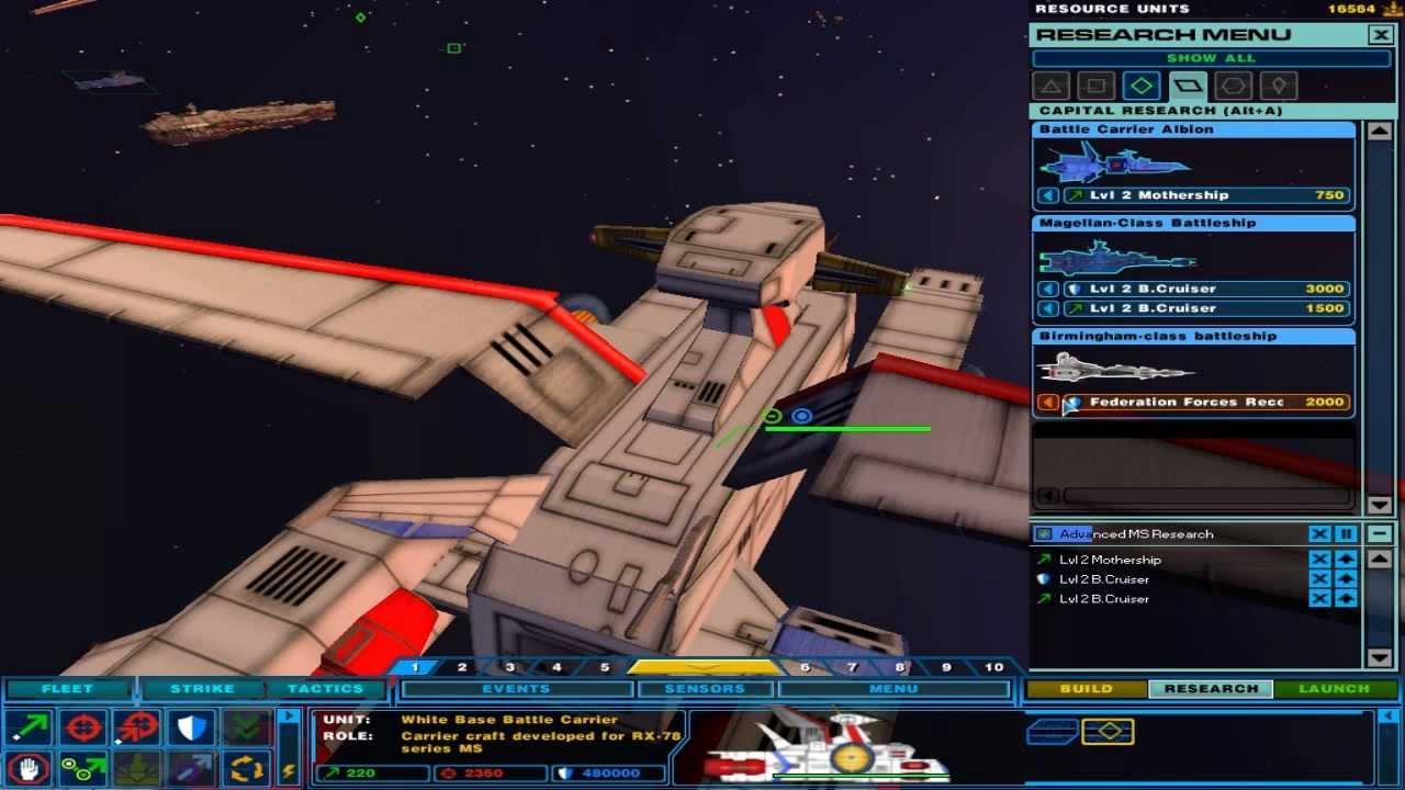 Mods Homeworld 2 Homeworld 2 Mod Gundam