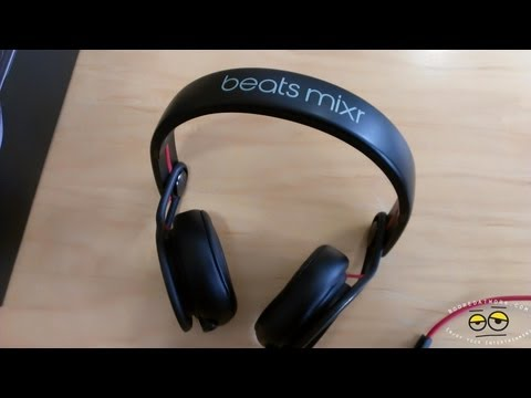 Beats by Dr.Dre Mixr Review- The Sound of David Guetta