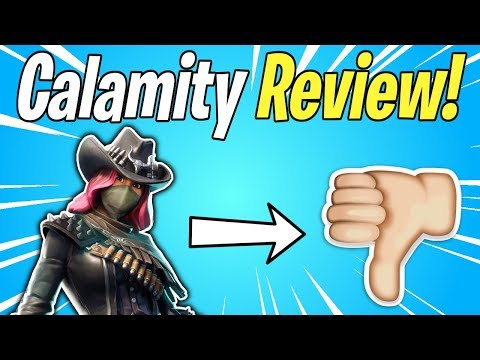 NEW MYTHIC CALAMITY HERO REVIEW! The Problem With Mythic Heroes   Fortnite Save The World