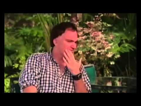 Quentin Tarantino about Sergio Leone